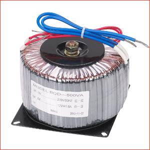 BOD-500VA12V/41.6A环形变压器