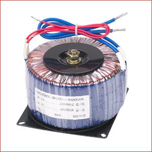BOD-500VA24V/20.8A环形变压器