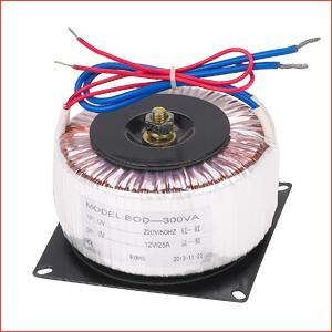 BOD-300VA12V/25A环形变压器